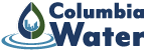 Columbia Water Mobile Logo